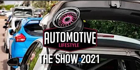 SPECTATORS - AUTOMOTIVE LIFESTYLE SHOWCARS - SUNDAY 22ND AUGUST 2021 tickets