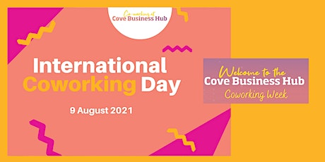 International Coworking Day Networking Lunch @ Coworking Week tickets