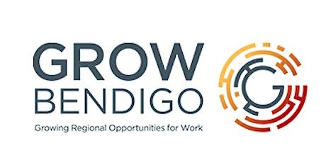 GROW Bendigo Signatory meeting tickets