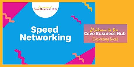 Speed Networking @ Coworking Week tickets