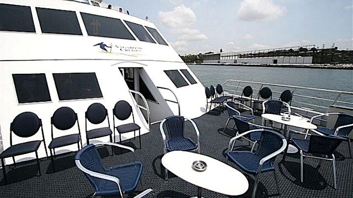 Boxing Day Lunch Cruise - MV Vagabond Spirit image