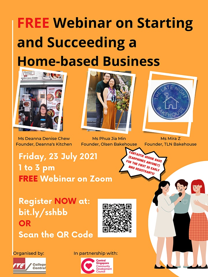 Starting AND Succeeding your Home-based Business image