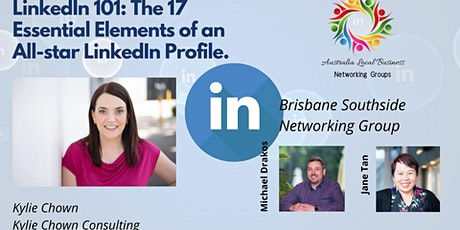 Business Networking at the Brisbane Southside Mt Gravatt Networking Group tickets