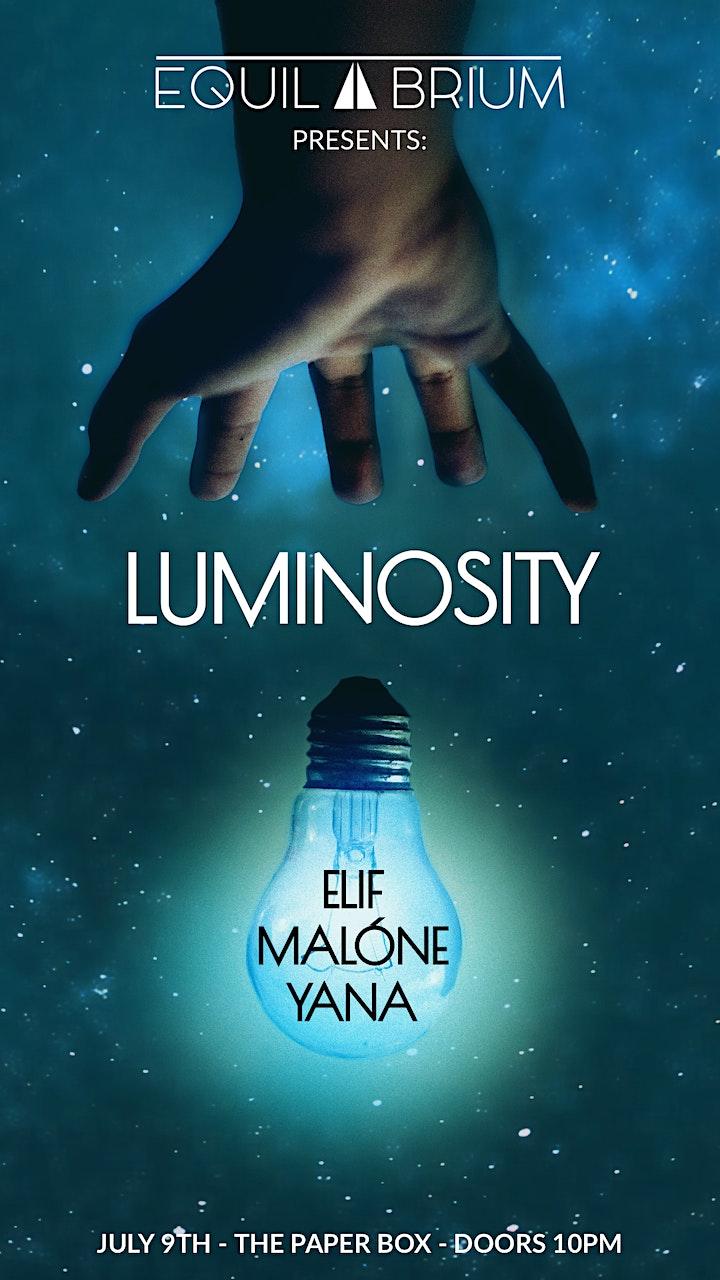 Luminosity image