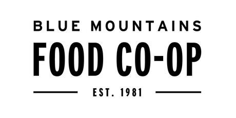 Blue Mountains Food Co-op  2021 Annual General Meeting tickets