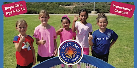 End-of-Summer Soccer Fun Camp tickets