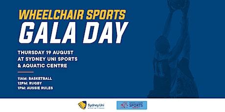 Wheelchair Sports Gala Day tickets