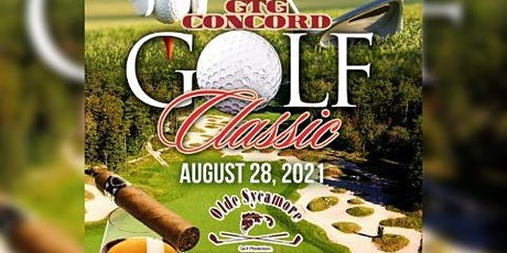 Good Time Gang Chapter Concord, NC Golf Classic tickets