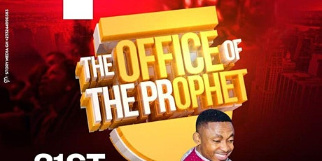 THE OFFICE OF THE PROPHET tickets