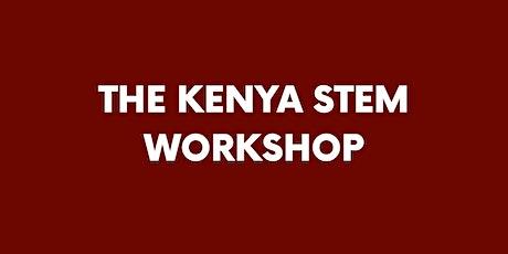 The Kenya STEM Workshop tickets