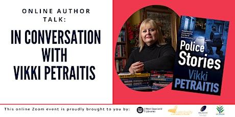 Online  Author Talk: Vikki Petraitis in Conversation with Claire Halliday tickets