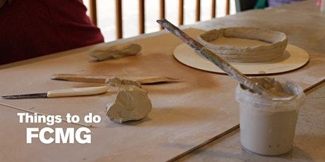 The Clay Studio: Winter Session 2021 tickets