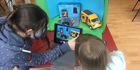 FabLabKids: Trickfilm - Stop-Motion-Movies mit dem iPad, ab 8 Jahren Tickets