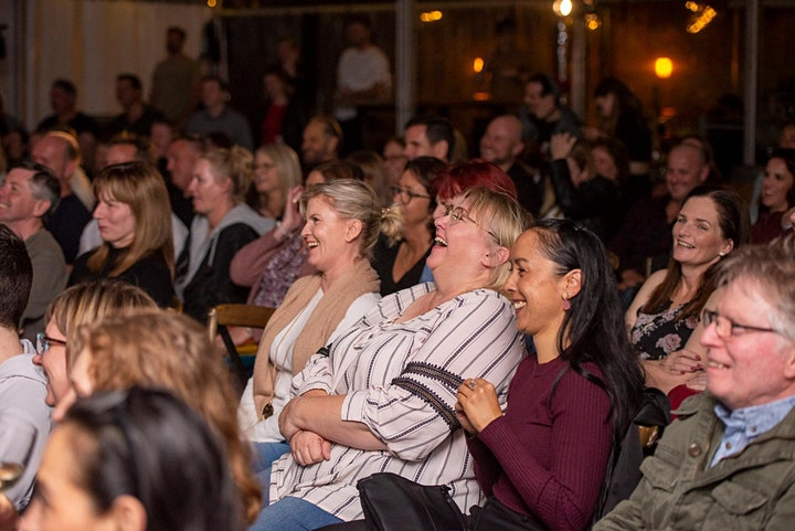 Leapfrogs Live & Laughing Comedy Night image