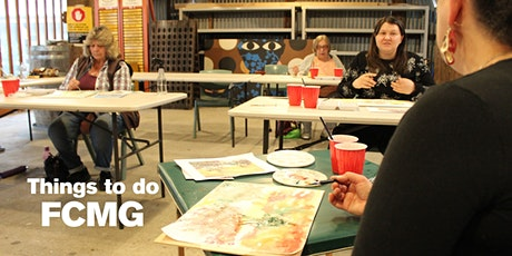 Adult's Mixed Media Course: Winter Session 2021 tickets