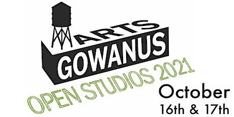 Gowanus Open Studios 2021 Artist Registration tickets