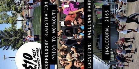 MNLC INGLEBURN FITCLUB tickets