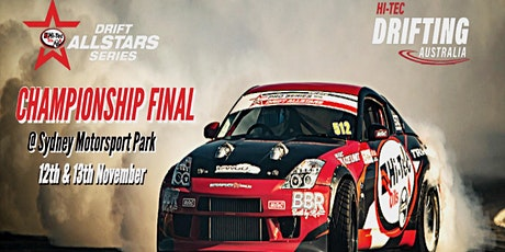 2021 HTDA Allstars Series -  Championship Final @ Sydney Motorsport Park tickets