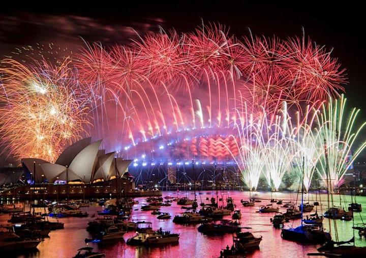 New Year's Eve Dinner Cruise - MV Vagabond Princess image
