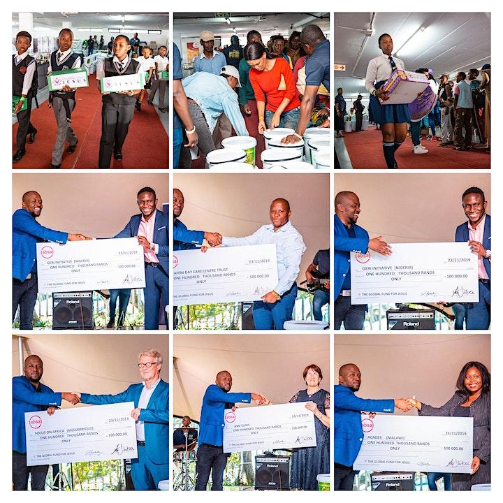 GBR THANKSGIVING & GFFJ NGO GRANT AWARDS 2021 image