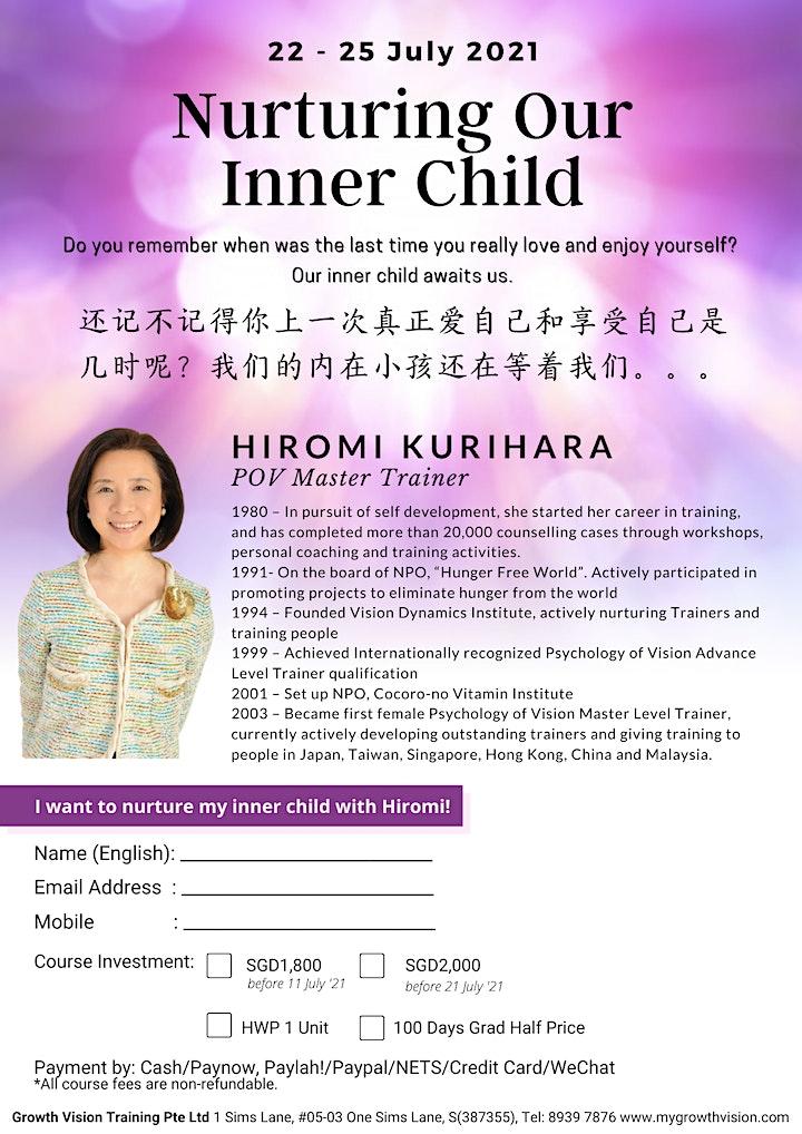 Nurturing Our Inner Child image
