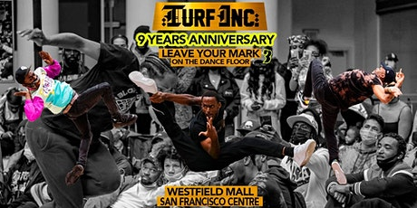 Leave Your Mark on the Dance Floor 3   Dance Battle Event at Westfield SF tickets