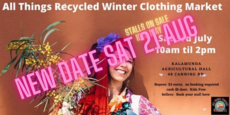 All Things Recycled Winter Clothing Market 2021 tickets