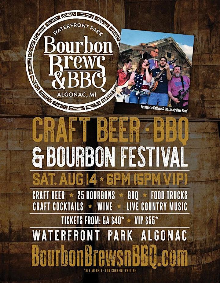 BOURBON, BREWS N BBQ 2021 image