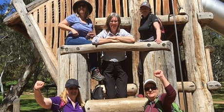 FREE Weekend Walks for Women - Morialta for BEGINNERS 7th August tickets