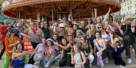 Boogie Shoes Brighton Silent Disco Walking Party tickets