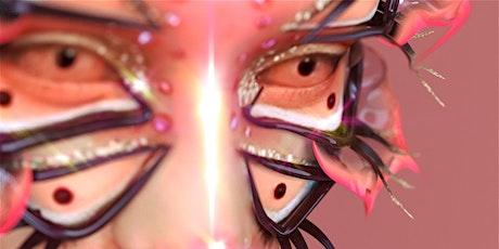 Ines Alpha - Metamorphosis 3.0 Face filters con Spark AR biglietti