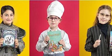Thema avond Kinderboekenweek BplusC | Worden wat je wil! tickets