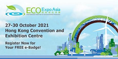 Eco Expo Asia tickets