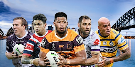 Sydney Harbour NRL Grand Final Cruise & Transfer tickets