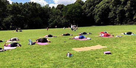Hampstead Heath - Yin Yoga in the Wood tickets