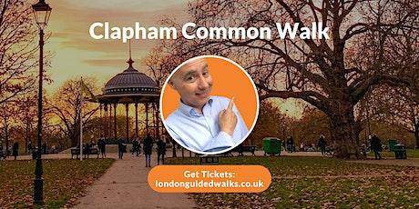 Clapham Common Walk tickets