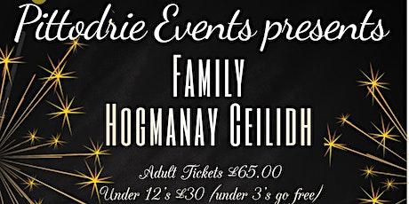 Family Hogmanay Ceilidh tickets