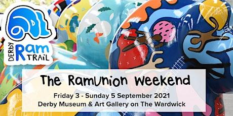 Derby Ram Trail - The RamUnion Weekend tickets