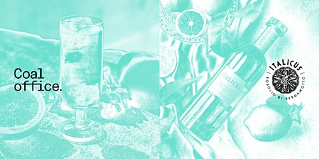 THE ART OF APERITIVO MASTERCLASS AT COAL OFFICE tickets