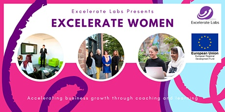 Excelerate Women - Greater Manchester Business Growth Programme tickets