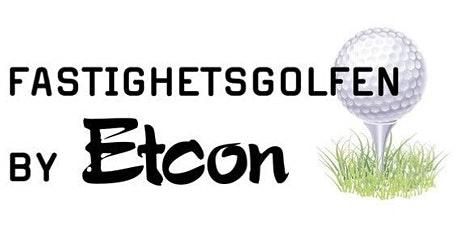 Utställarinbjudan till Fastighetsgolfen by Etcon tickets
