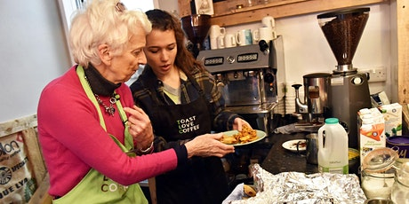 Time to Shine's Intergenerational Work tickets