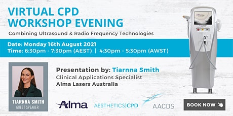 Virtual CPD Workshop Evening - Accent Prime  August 2021 tickets