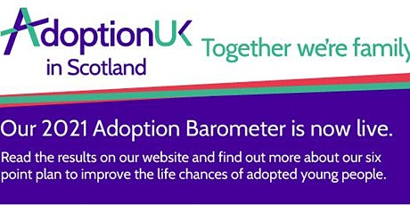 Adoption Barometer in Scotland - Ask the Author tickets