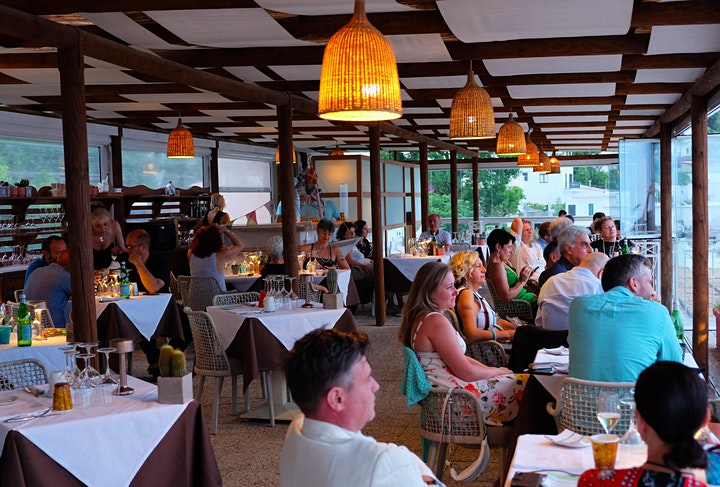 "Immagine Amalfi Coast - Hotel Margherita in Jazz ""B.A.D. Trio feat Lorenzo Bisogno"""
