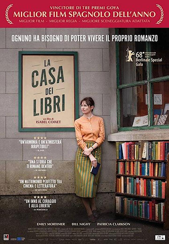 Immagine Cinema sotto le stelle  - LA CASA DEI LIBRI - free