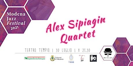 Alex Sipiagin Quartet biglietti