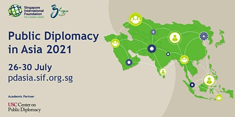 Public Diplomacy in Asia 2021 tickets