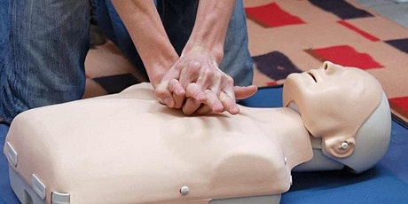 Level 3 Emergency First Aid At Work Training Course tickets