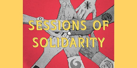Sessions of Solidarity: Open Support Group tickets